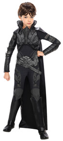 Faora Deluxe Child Costume