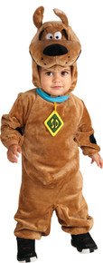 Scooby Doo Costume 12-18 Months