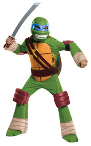 Leonardo Teenage Mutant Ninja Turtles Deluxe Child Costume
