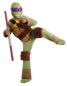 Donatello Teenage Mutant Ninja Turtles Deluxe Child Costume