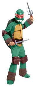 Teenage Mutant Ninja Turtles Raphael Child Costume Dlx