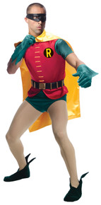 Robin Grand Heritage Adult Costume