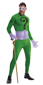 Riddler Adult Costume Grand Heritage