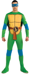 Leonardo Teenage Mutant Ninja Turtles Adult Costume