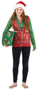 Ugly Christmas Vest Ladies