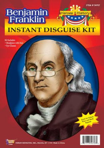 BEN FRANKLIN CHARACTER KIT