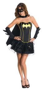 Batgirl Flirty Adult Costume