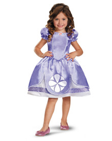 Sofia The First Child Costume