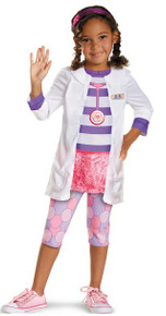 Doc Mcstuffins Child Costume