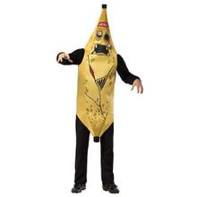 Zombie Banana Costume Adult
