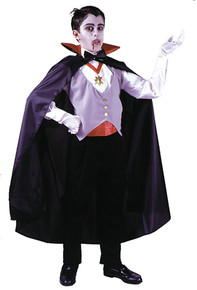 Vampire Child Classic Costume