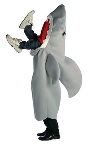 Man Eating Shark Costume Adult