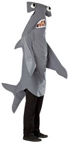 Hammerhead Shark Costume Adult