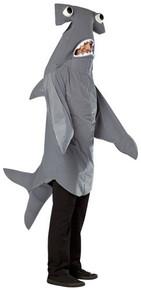 Hammerhead Shark Costume Adult