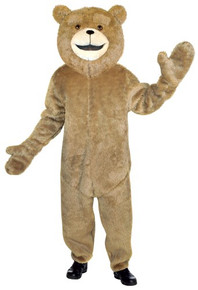 Teddy  Adult Costume
