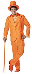 Orange Tuxedo Adult Costume