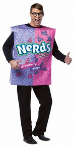 Nerds Candy Adult Costume