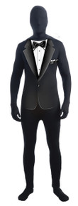 Formal Tuxedo Disappearing Man Adult Costume