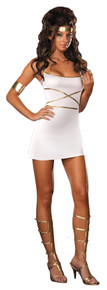 Oh My Goddess Toga Costume Adult