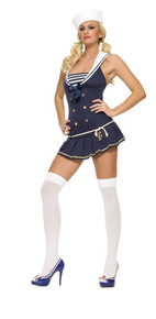 Shipmate Cutie Sailor Adult Costume
