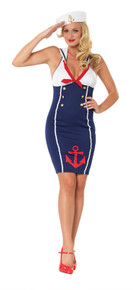 Ahoy There Hottie Adult Costume