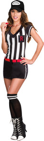 Out Of Bounds Referee Adult XL