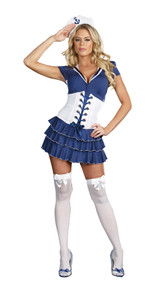 She's On Sail Costume Adult *Clearance*