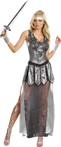 One Hot Knight Costume Adult-DISC