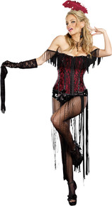 Dreamgirl Burlesque No Reservations Costume