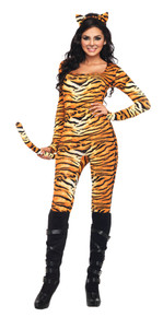 Tigress Wild Adult Costume