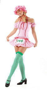 Strawberry Doll Costume Adult*Clearance*