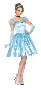 Cinderella Costume Adult Large