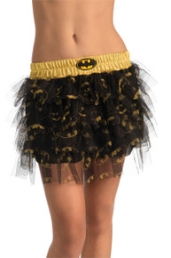 Batgirl Adult Skirt