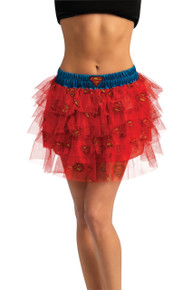 Supergirl TuTu Skirt Adult