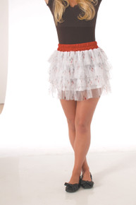 Harley Quinn Adult Skirt