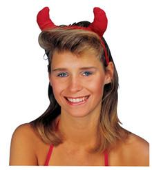 Devil Horns Felt