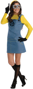 Despicable Me Minion Female Costume