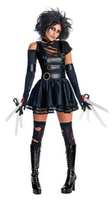 Miss Scissorhands Costume Adult