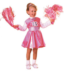 Barbie Cheerleader Toddler Costume*Clearance*