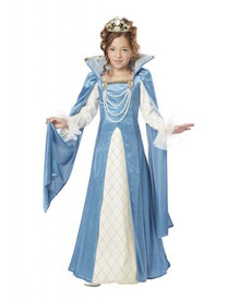 Renaissance Queen Costume Child