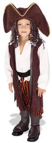 Yarn Babies Pirate Costume Toddler 2-4