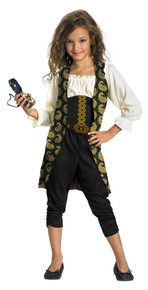Angelica Pirate Classic Costume Child