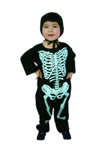 Lil Bones Toddler Costume