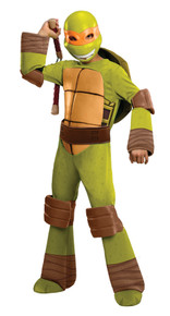 Teenage Mutant Ninja Turtles Michelangelo Costume Child