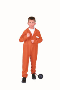 Escaped Convict Costume Child
