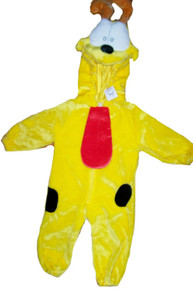 Odie Costume Deluxe Child 1-2