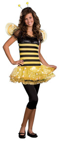 Busy Bee Teen Costume Extra Small