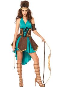 Celtic Warrior Costume Adult Med/Lrg