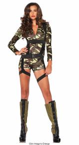 Goin Commando Costume Adult Small