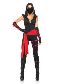 Deadly Ninja Costume Adult